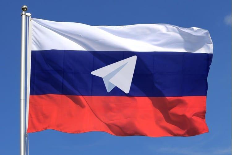 Telegram serait bloqué par Apple à cause de la Russie