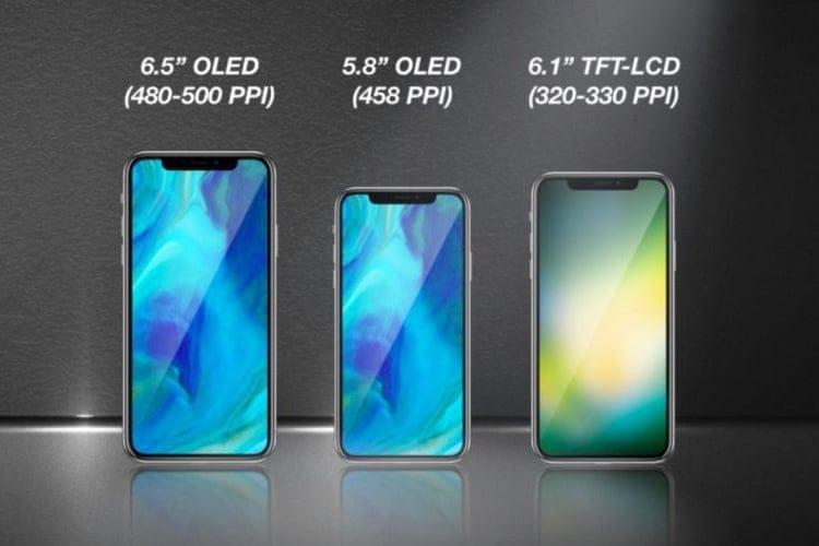 Des photos de l'iPhone 2018 entrée de gamme, retardé à novembre [MàJ]