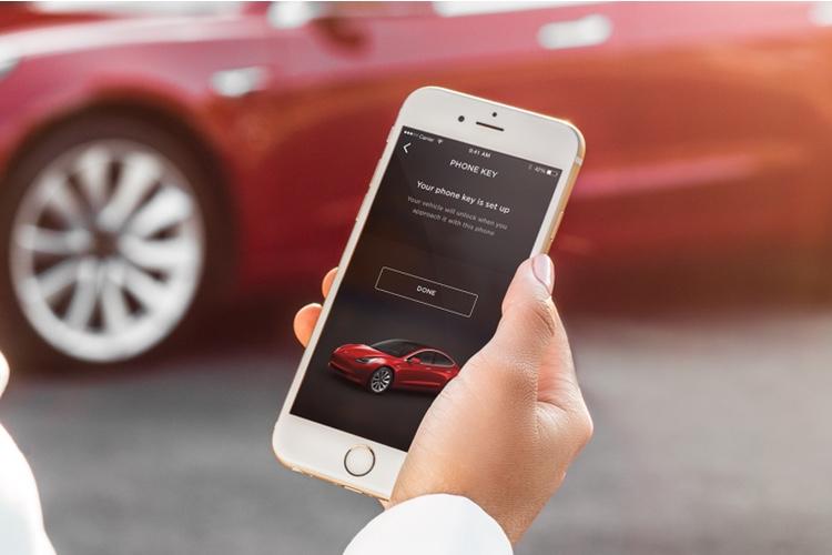 Apple travaille à remplacer vos clés de voiture par un iPhone