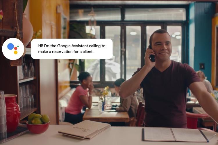 Google Duplex existe bien et sera bientôt testé aux États-Unis
