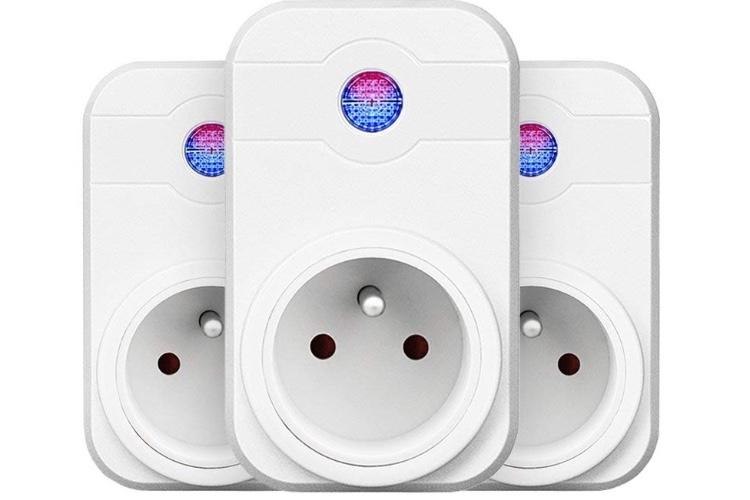 Promos Alexa: prise connectée à 11€ et ampoule connectée à 18€