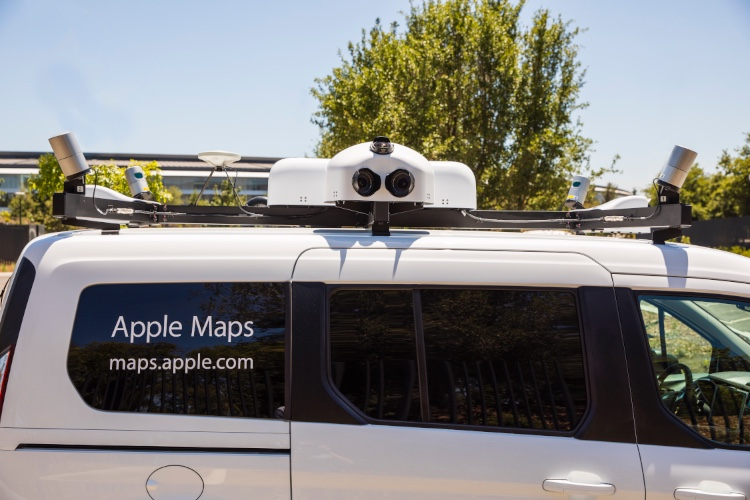 Apple a un Plans pour rattraper Google Maps