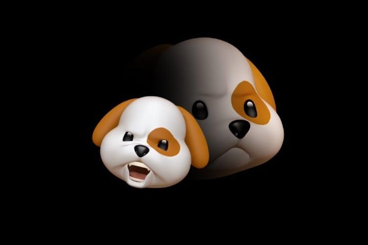 Les Animojis passent une tête sur l'iPad, mais il faut une caméra TrueDepth